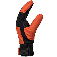 DC INDUSTRY GLOVE M GLOV Red Orange