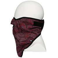 686 WMNS MAIDEN FACE MASK Wine Paisley