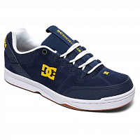 DC SYNTAX M SHOE NAVY/WHITE