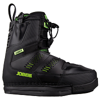 Jobe NITRO WAKEBOARD BINDINGS BLACK