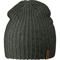 FJALLRAVEN OVIK MELANGE BEANIE MOUNTAIN GREY
