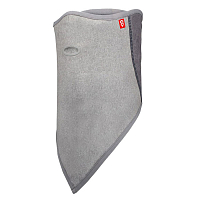 Airhole FACEMASK TECHNICAL 3 LAYER HEATHER GREY