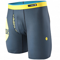 Stance THE BOXER BRIEF WU-TANG LOGO BB BLACK