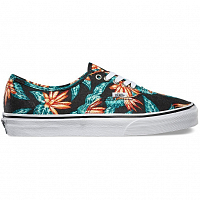 Vans Authentic (Vintage Aloha) black/true white