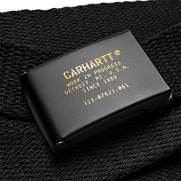 Carhartt WIP MILITARY PRINTED BELT BLACK