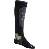 Burton AK ENDURANCE SOCK TRUE BLACK
