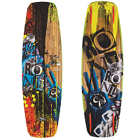 Ronix BILL - MUTE CORE SS17 Splattered Everything