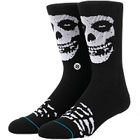 Stance FOUNDATION MISFITS BLACK