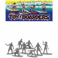 Toy Boarders SURF 1 SLATE GRAY