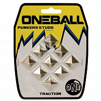 ONEBALL TRACTION - PUNKER STUDS ASSORTED