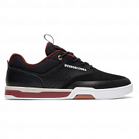 DC COLE LITE 3 S M SHOE BLACK/OXBLOOD
