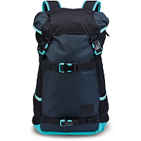 Nixon LANDLOCK BACKPACK SE BLACK/ARUBA