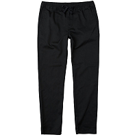 RVCA WEEKEND ELASTIC PANT RVCA BLACK