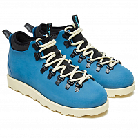 NATIVE FITZSIMMONS TRENCH BLUE / BONE WHITE