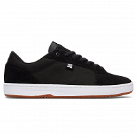 DC ASTOR M SHOE BLACK/WHITE/GUM