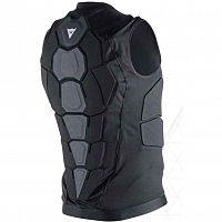 Dainese SOFT FLEX HYBRID MAN BLACK
