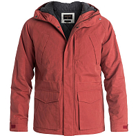 Quiksilver SEALAKES M JCKT BARN RED