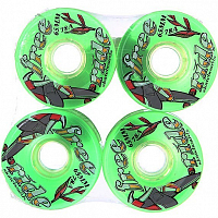 Freeride FREERIDE 6 WHEELS GREEN