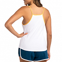 Rip Curl REVIVED RIB TANK White