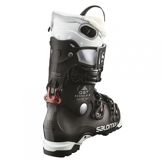 Ботинки для г/л SALOMON QUEST ACCESS CUSTOM HEAT FW18 от Salomon в интернет магазине www.traektoria.ru - 2 фото