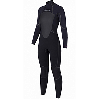 Mystic BLACK STAR 5/4 DL FULL SUIT LADIES BLACK