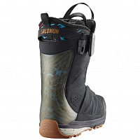 Salomon HI-FI WIDE NAVY/CAMO