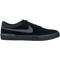 Nike SB KOSTON HYPERVULC BLACK/METALLIC BLACK-DK ATOMIC TEAL