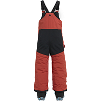 Burton MS MAVEN BIB HOT SAUCE