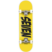 Seven ESSENTIAL LOGO YELLOW