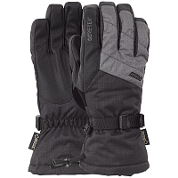 Pow WARNER GTX LONG GLOVE Charcoal
