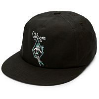 Volcom SWINGERS SALOON CAP BLACK