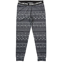 Billabong WARM UP TECH PANT WANDERING BLACK