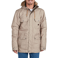 Billabong OLCA 10K JACKET Gravel