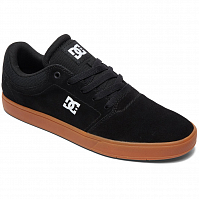 DC CRISIS M SHOE BLACK/WHITE/GUM