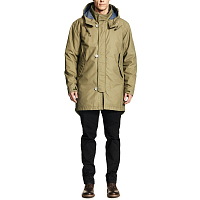 Makia FISHTAIL PARKA SAGE