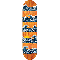 REAL SKATEBOARDS BRD ODYSSEY CHIMA