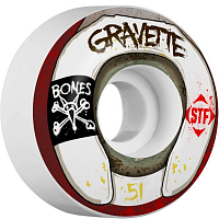 Bones GRAVETTE WASTED LIFE V2 ASSORTED