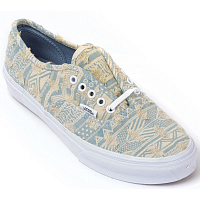 Vans AUTHENTIC SLIM (Frayed Native) true white