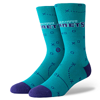 Stance HORNETS PLAYBOOK TEAL