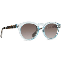 VonZipper DITTY POWDER BLUE QUARTZ TORT GLOSS / BROWN GRADIENT