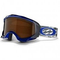 Oakley TWISTED X WEAVE SPECTRUM BLUE/BLACK IRIDIUM