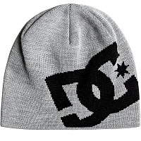 DC BIG Star BOY B Hats GREY HEATHER