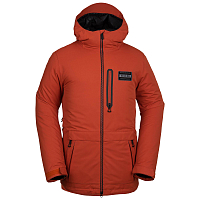 Volcom ANALYZER INS JACKET BURNT ORANGE