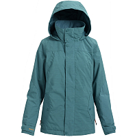 Burton W JET SET JK BALSAM HEATHER