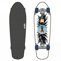 Aloiki Longboards SYMMETRIC CRUISER 9