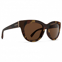 VonZipper QUEENIE TOBACCO TORT GLOSS/BRONZE