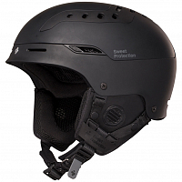 SWEET PROTECTION SWITCHER HELMET DIRT BLACK
