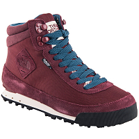 The North Face W BACK-2-BERK BOOT 2 BAROLO RED