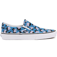 Vans Classic Slip-On (Eley Kishimoto) cubic molecules/true white
