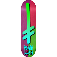 DEATHWISH GANG LOGO COLOR BLOCK 8,25